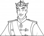 Coloriage Prince Naveen