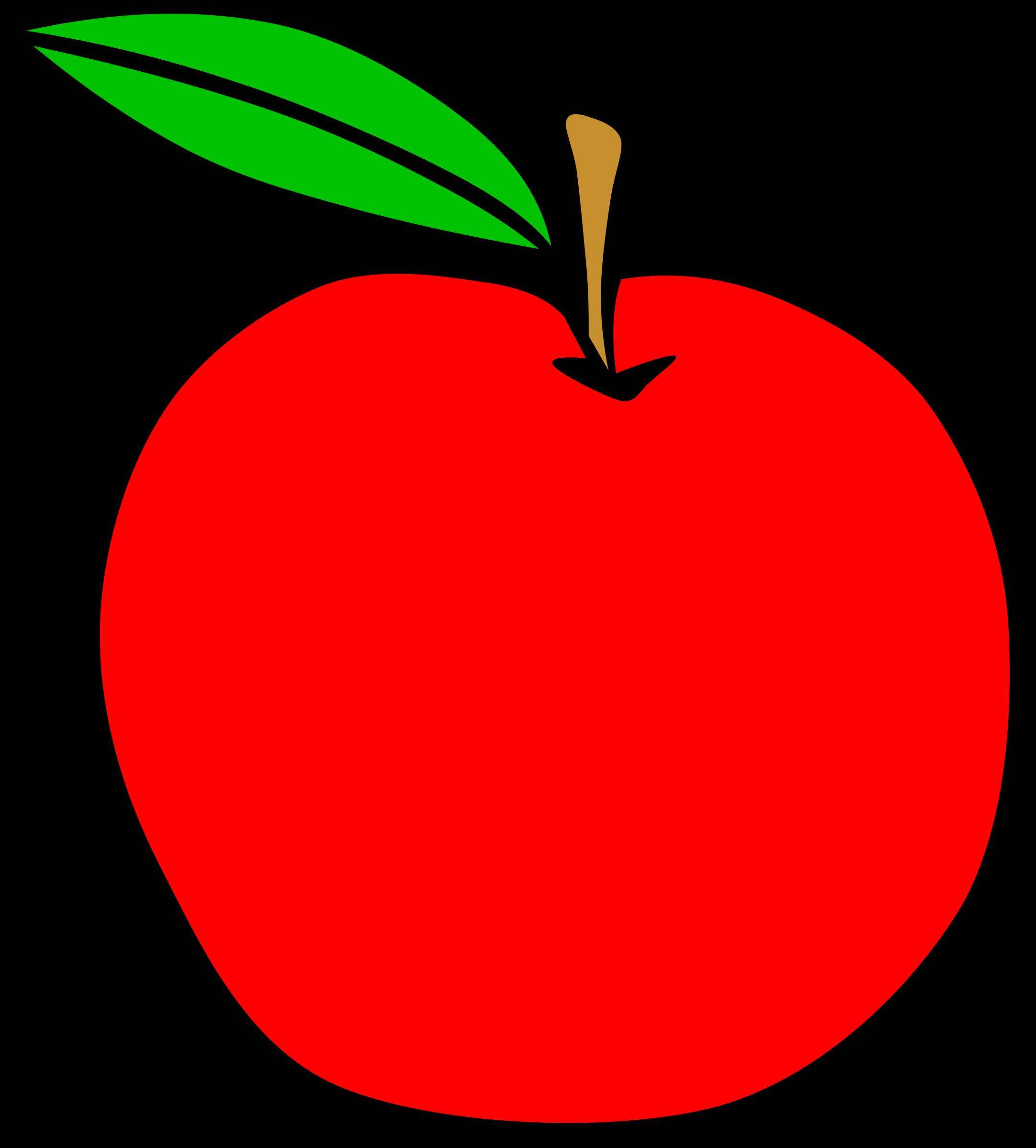 Coloriage la pomme imprimer - Pommes dessin ...