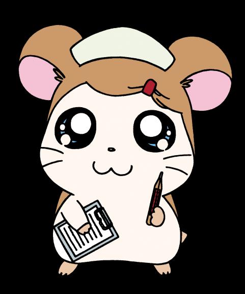 Petit hamster Hamtaro