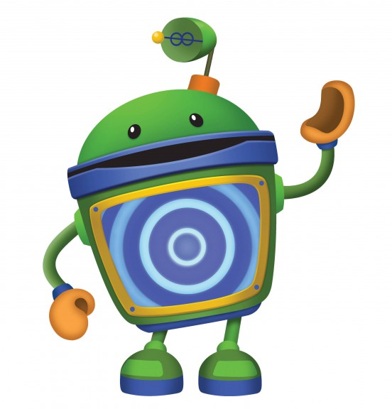 Umizoomi Bot