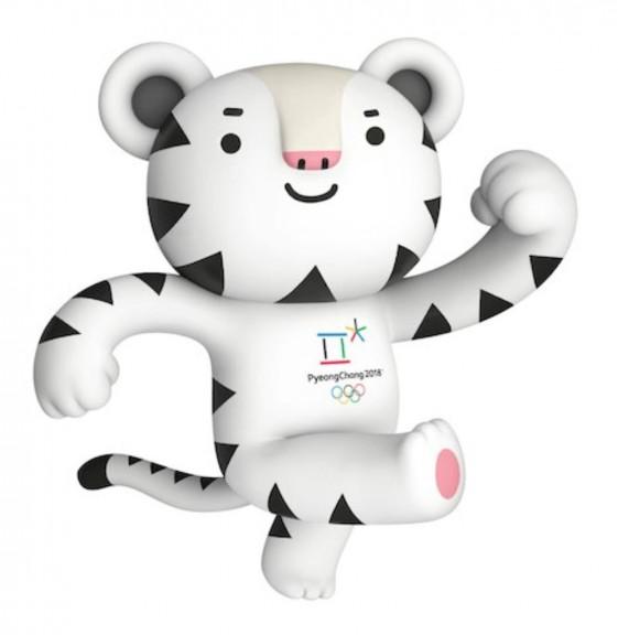 Soohorang tigre blanc
