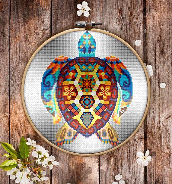 Coloriage Mandala De Tortue.Coloriage Mandala Tortue A Imprimer